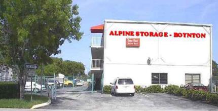 Alpine Storage Boynton Beach Boynton Beach Fl